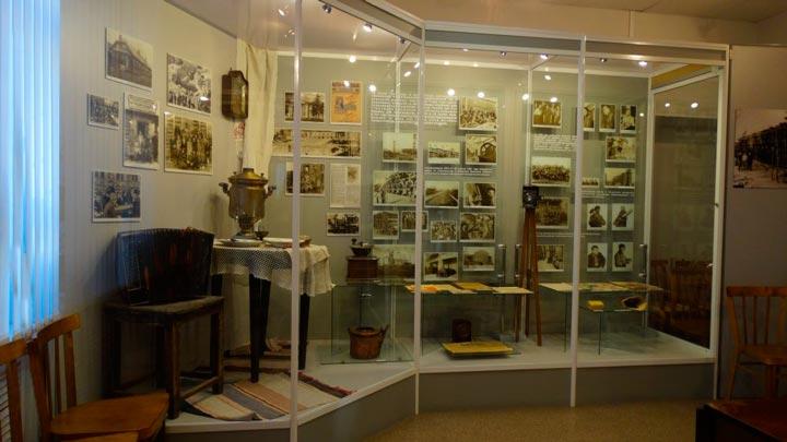 Экспозиции в Музее Кондопожского края
