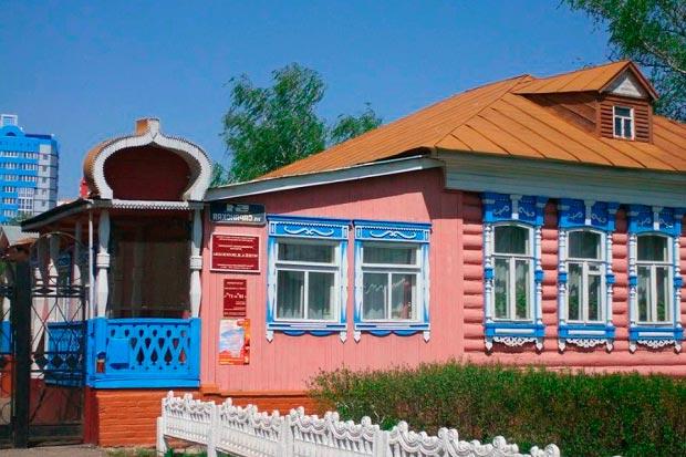 Музей Полежаева в Саранске