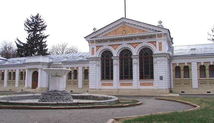 Николаевские минеральные ванны в Ессентуках