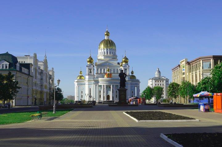 Кафедральный Собор Федора Ушакова