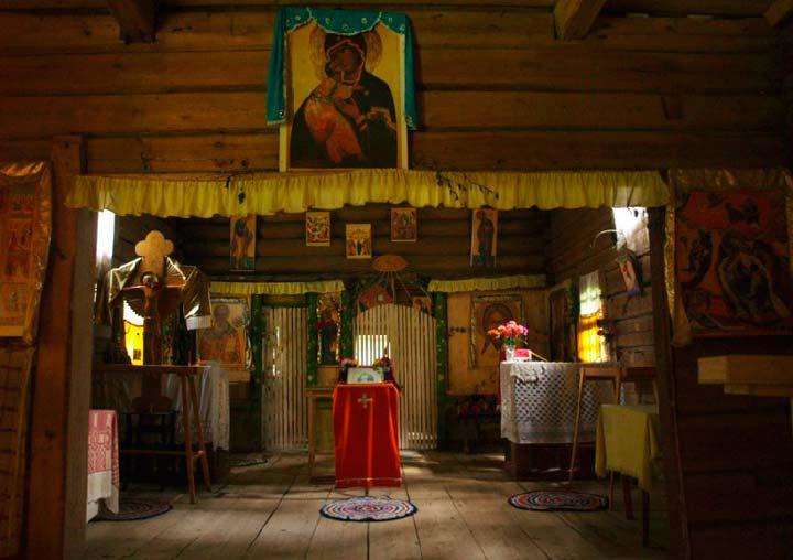 Иконостас в Церкви Фрола и Лавра