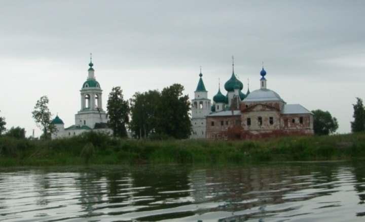 Церковь Ростова