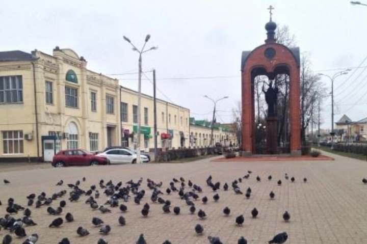 Памятники города Можайска