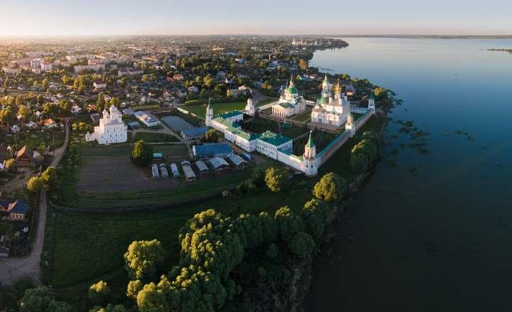 Ростов великий достопримечательности фото