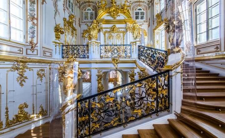 Дворец в Петергофе