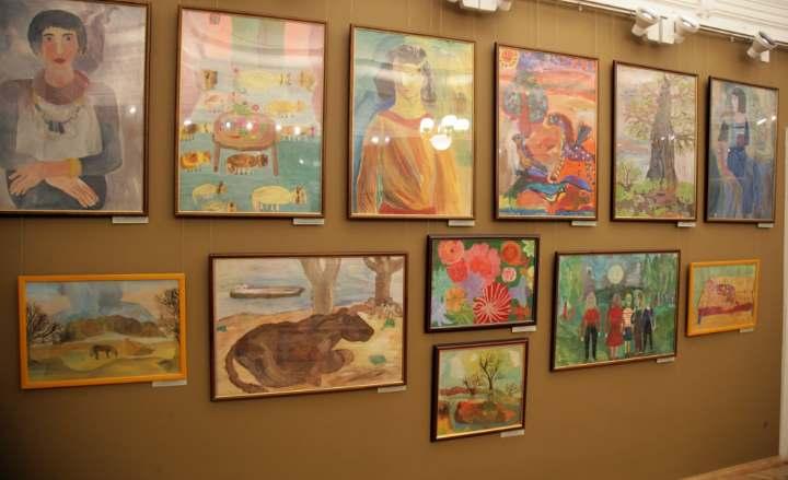Детская галерея в Самаре