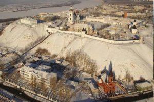 Вид на Тобольск