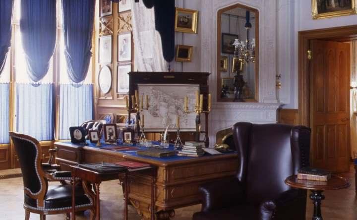 Кабинет в Петергофе