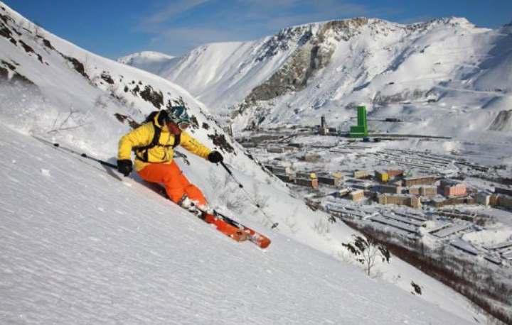 Апатиты горнолыжный курорт Где находится фото видео отзывы цены