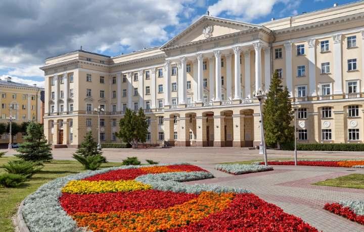 Городской дворец Вязьмы