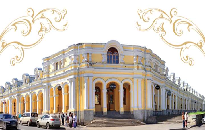 Двор в Пушкино
