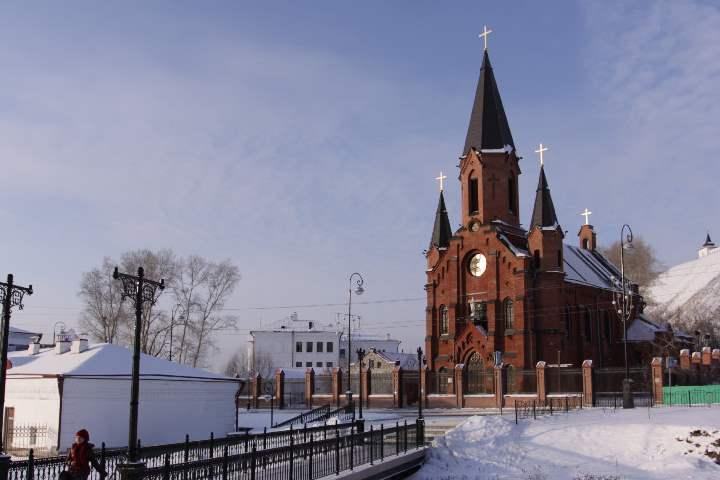 Храм Тобольска