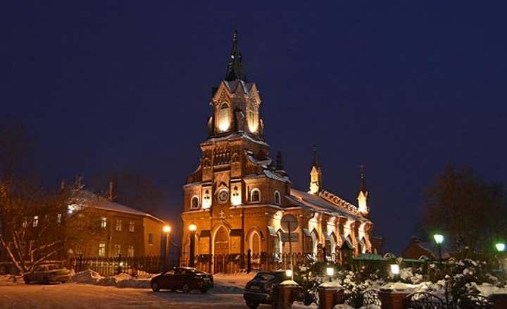 Храмы города Владимира