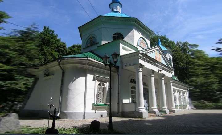 Великолукская церковь