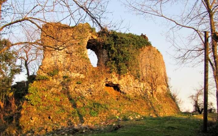 Крепость города Сухуми