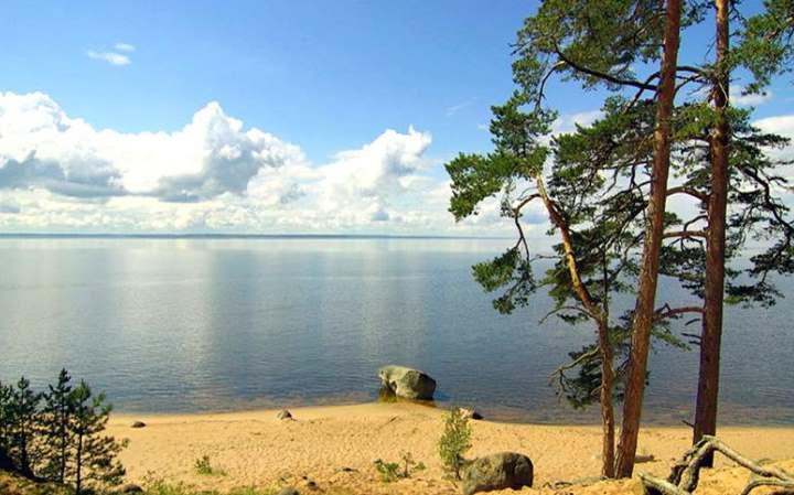 Озеро Сортавалы
