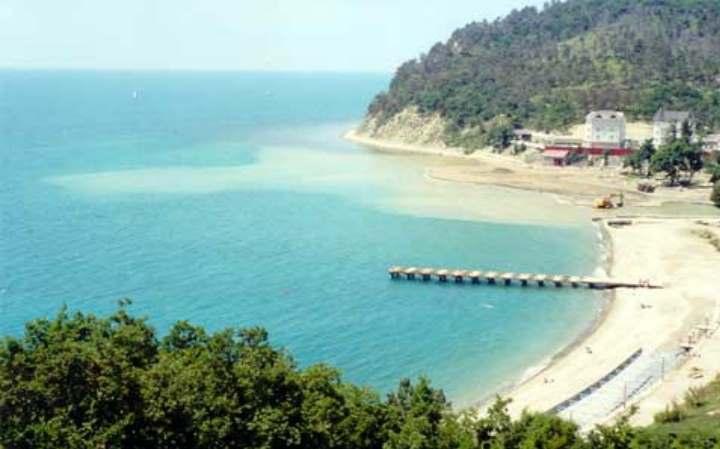 Черноморские курорты - поселок Лермонтово