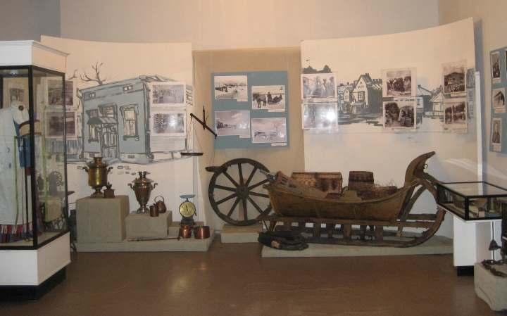 Музей Сортавалы