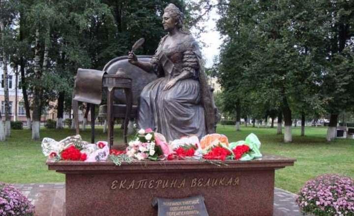Екатерина в Подольске