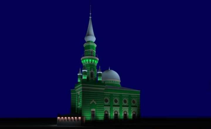 Мечеть в Перми