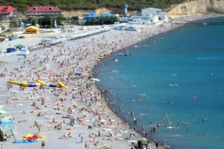 Пляжи города Геленджика