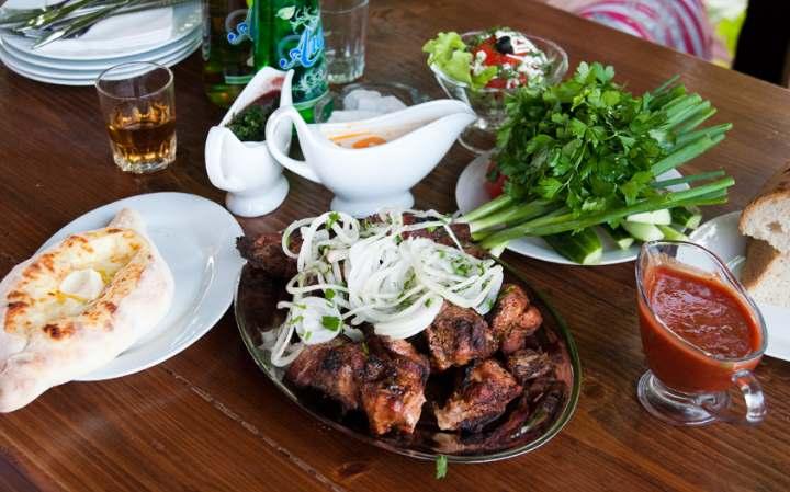 Кухня города Сухуми