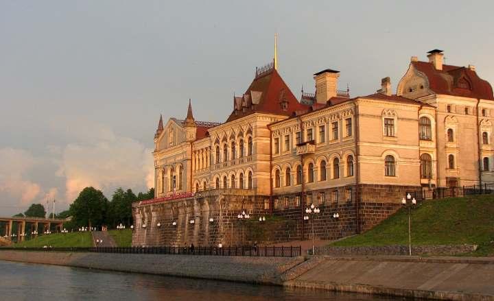 Музей Рыбинска