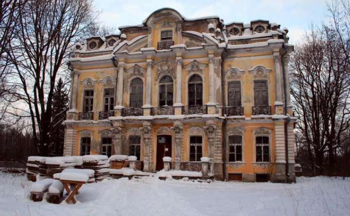 Дача в Петергофе
