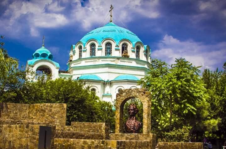 Собор в Евпатории