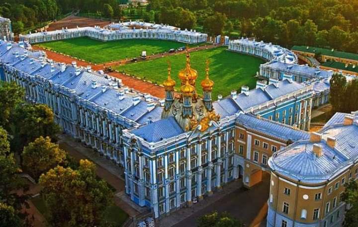 Замок в Пушкино