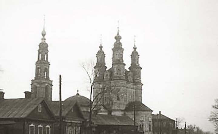 Храм в городе Калуга