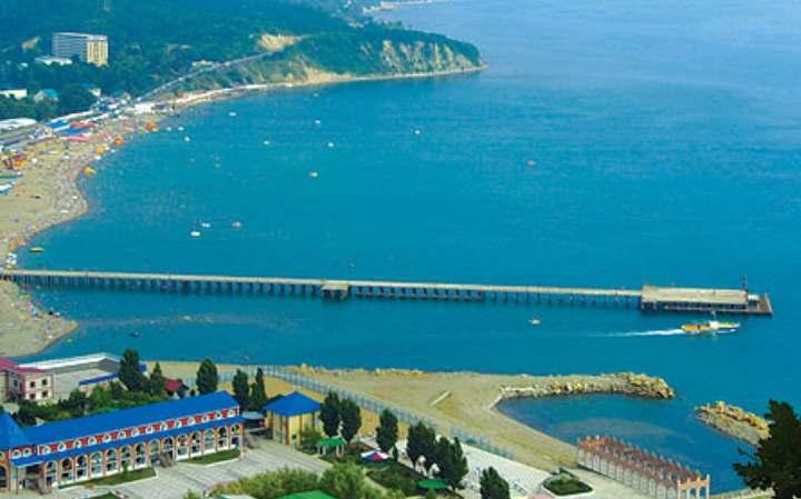 Черноморские курорты - Туапсе