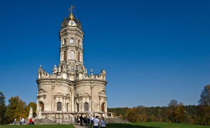 Замок в Подольске