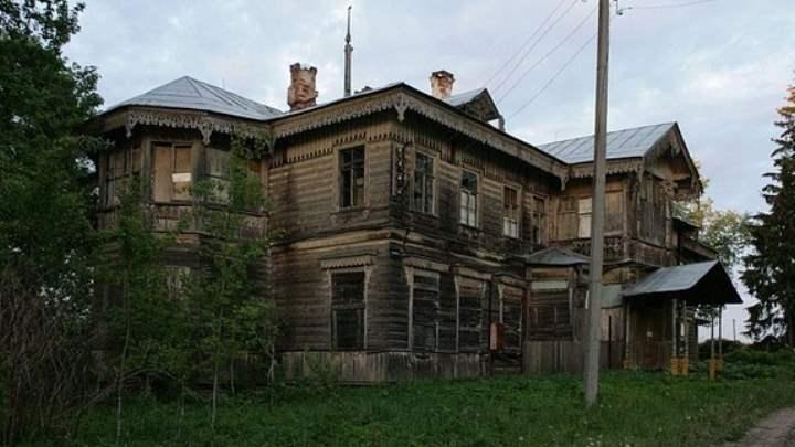 Усадьба-музей в городе Луга
