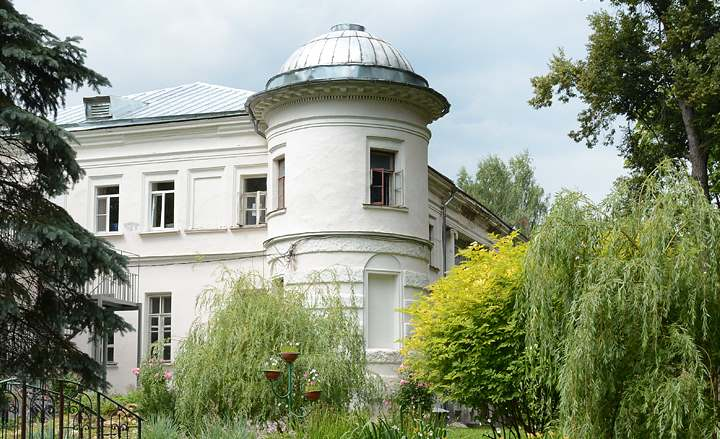 Необычный дом в Подольске
