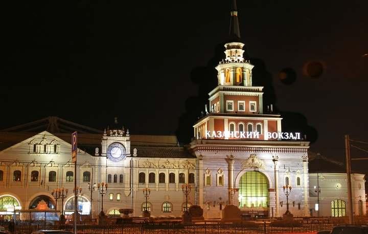 С какого вокзала на Крым