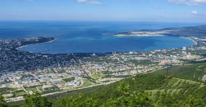 Красивые места Кабардинки