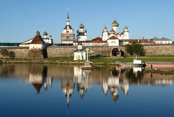 Монастырь Соловков