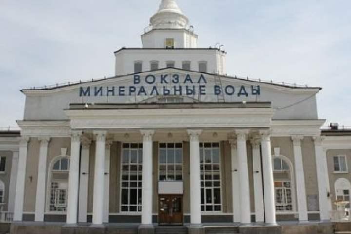 вокзал возведен во второй половине 20 столетия
