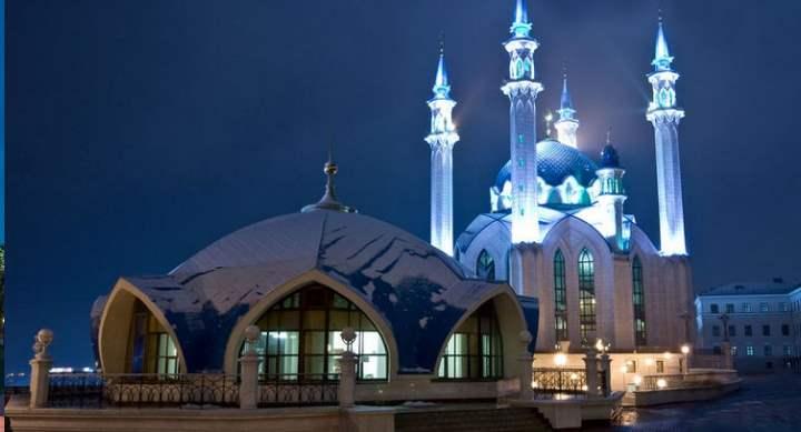 Мечети Татарстана