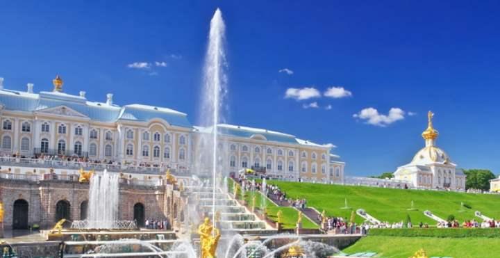Дворец Питера