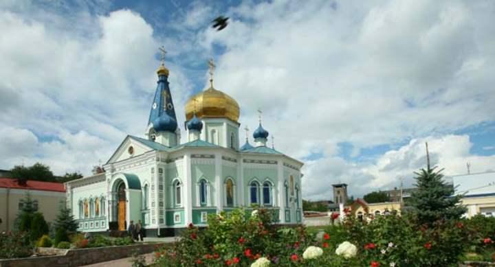 Соборы города Челябинска
