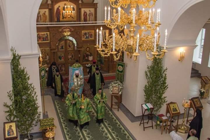Монастырь в Пензе