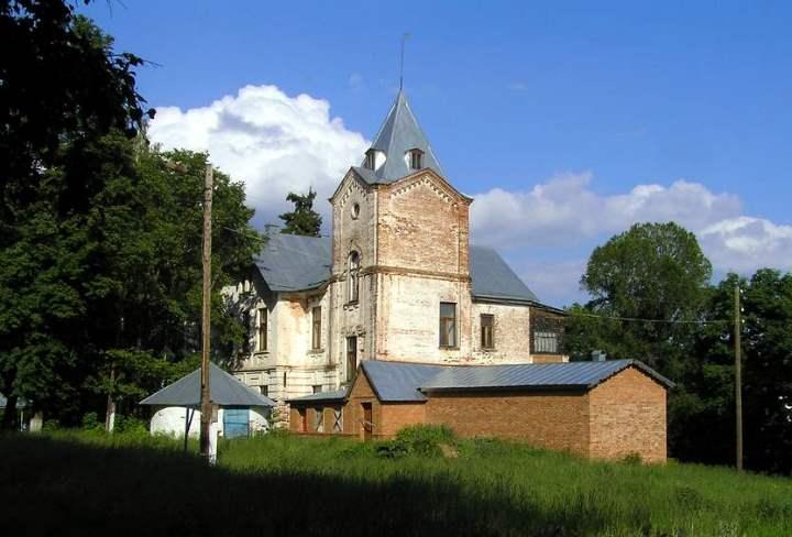 Монастырь города Тетюши