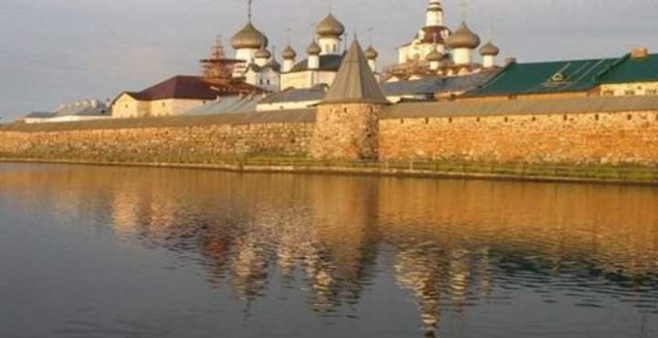 Крепость Соловецкая