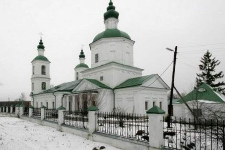 Храмы города Чехова