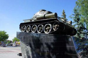 Памятники города Чехова