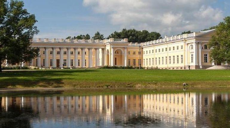 Александровский дворец и царское село
