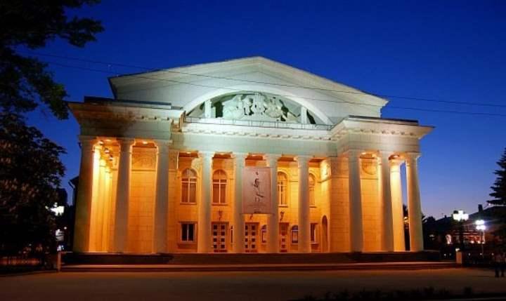 Театр города Саратов