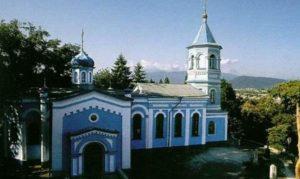 многонациональный город Осетии